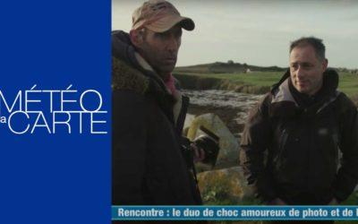 Météo à la carte – Le duo de choc amoureux de photo et de Bretagne !