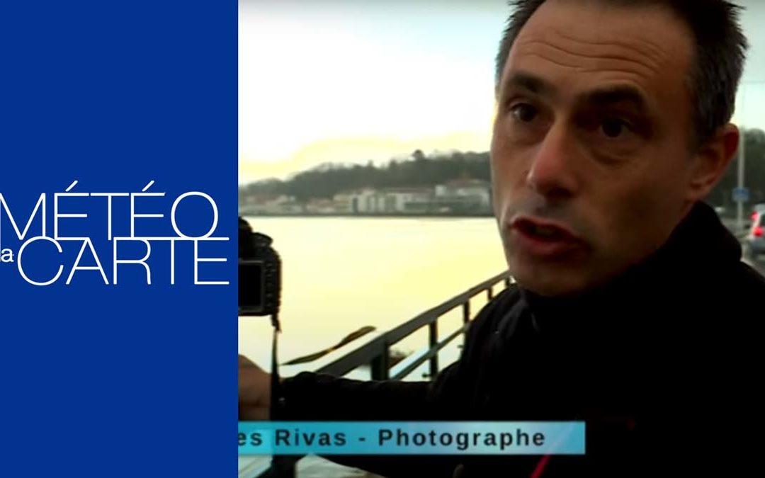 Rencontre : Jean-Charles Rivas, sa course folle pour la photo parfaite
